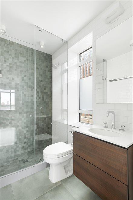 Windowed Bathroom