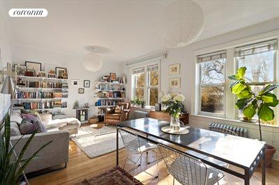 New York City Real Estate | View 655 41st Street, #4A | 3 Beds, 1 Bath