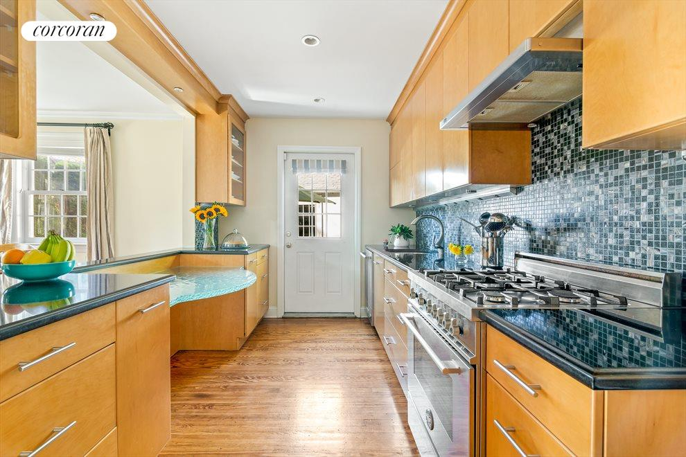 Renovated Kitchen with High-End Appliances