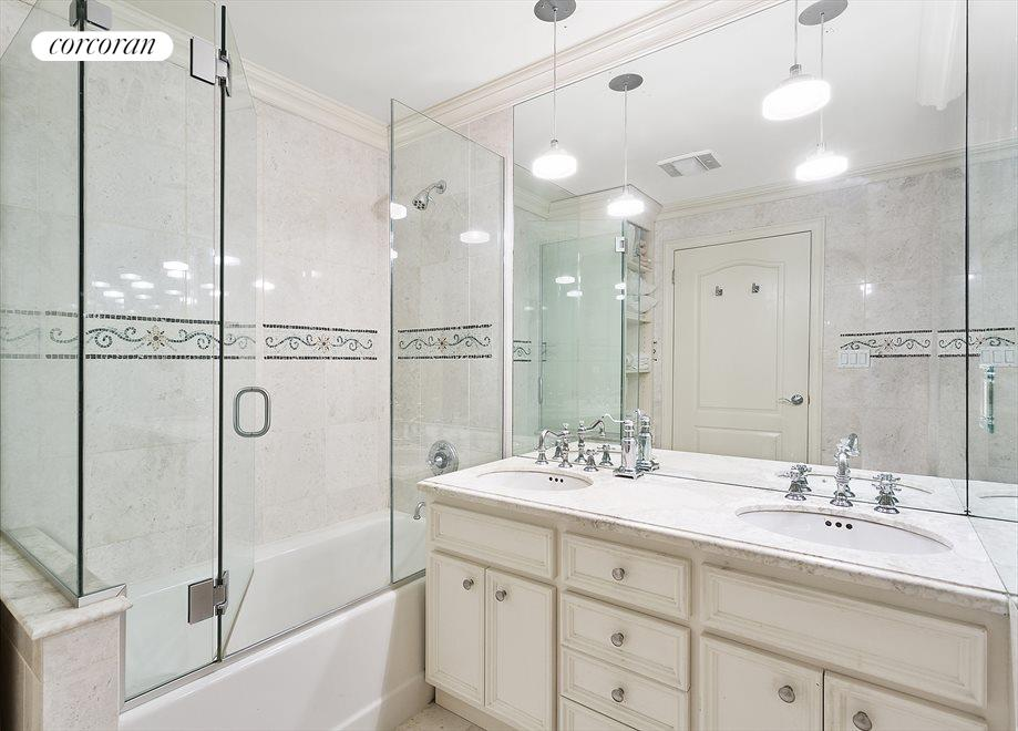 New York City Real Estate | View 337 East 50th Street, #1D | Master Bathroom