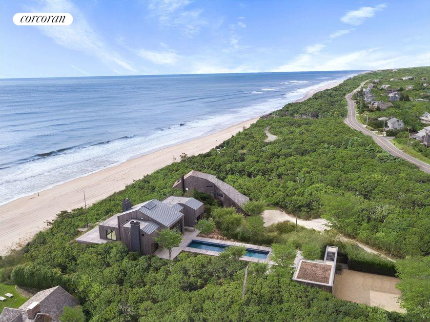 The Hamptons Real Estate | View 642 Old Montauk Hwy | 4 Beds, 4.5 Baths