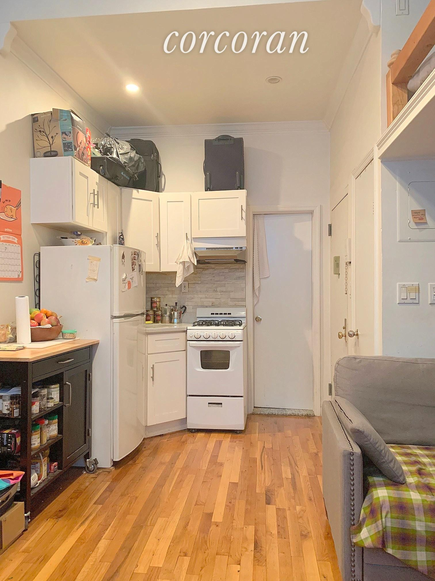 154 East 110th Street Interior Photo