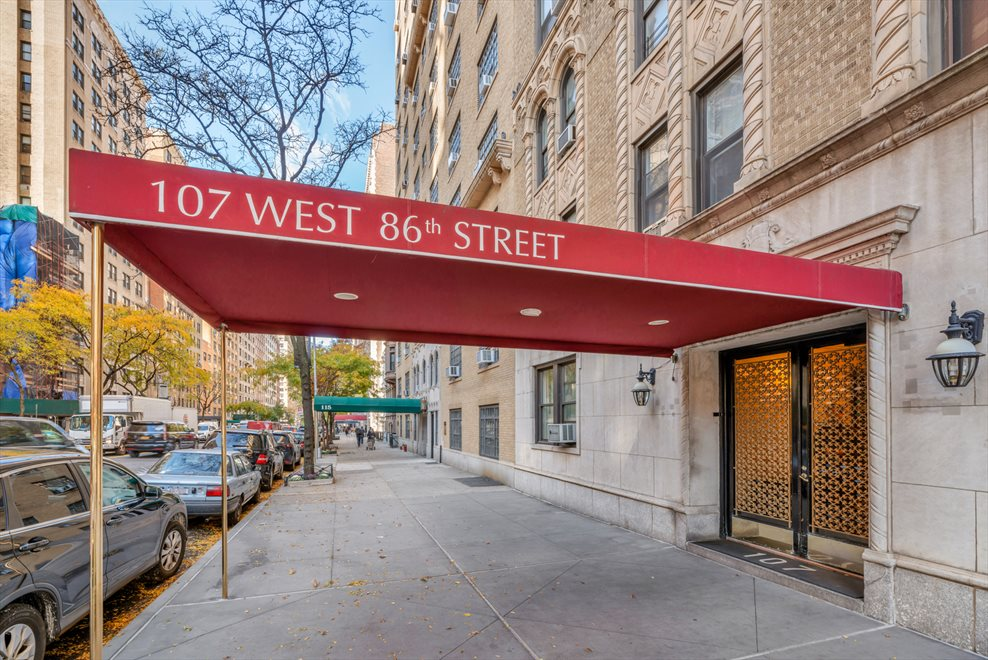New York City Real Estate | View 107 West 86th Street, #8A | room 5