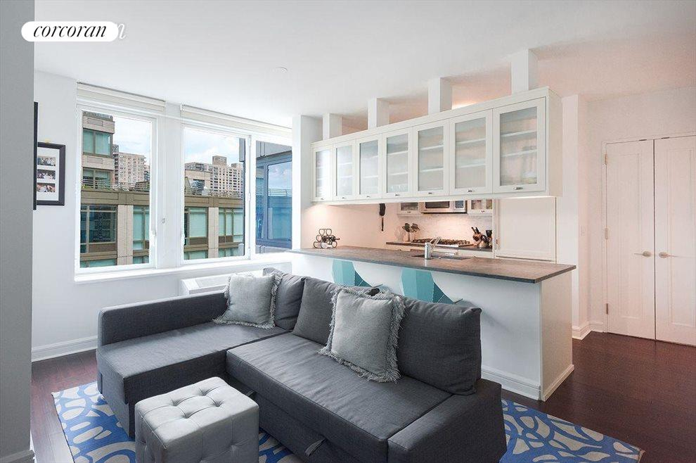 New York City Real Estate | View 80 Riverside Blvd, #14D | 1 Bed, 1 Bath