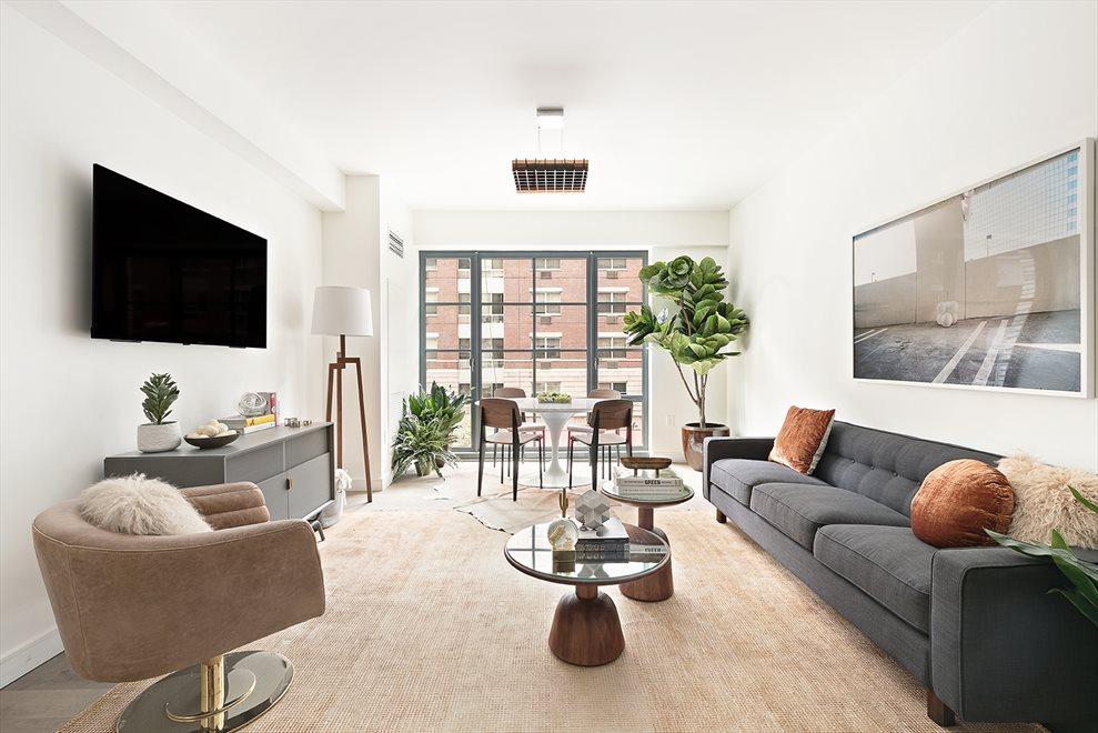 New York City Real Estate | View 211 Schermerhorn Street, #14C | 3 Beds, 2.5 Baths