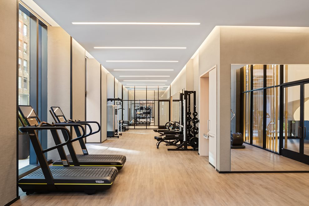 277 Fifth Avenue | Fitness Center