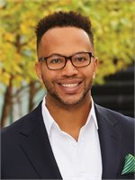 Armond Adams, a top real estate agent in New York City for Corcoran, a real estate company in East Side.