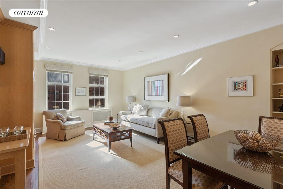 New York City Real Estate | View 470 West 24th Street, #16J | 1 Bed, 1 Bath