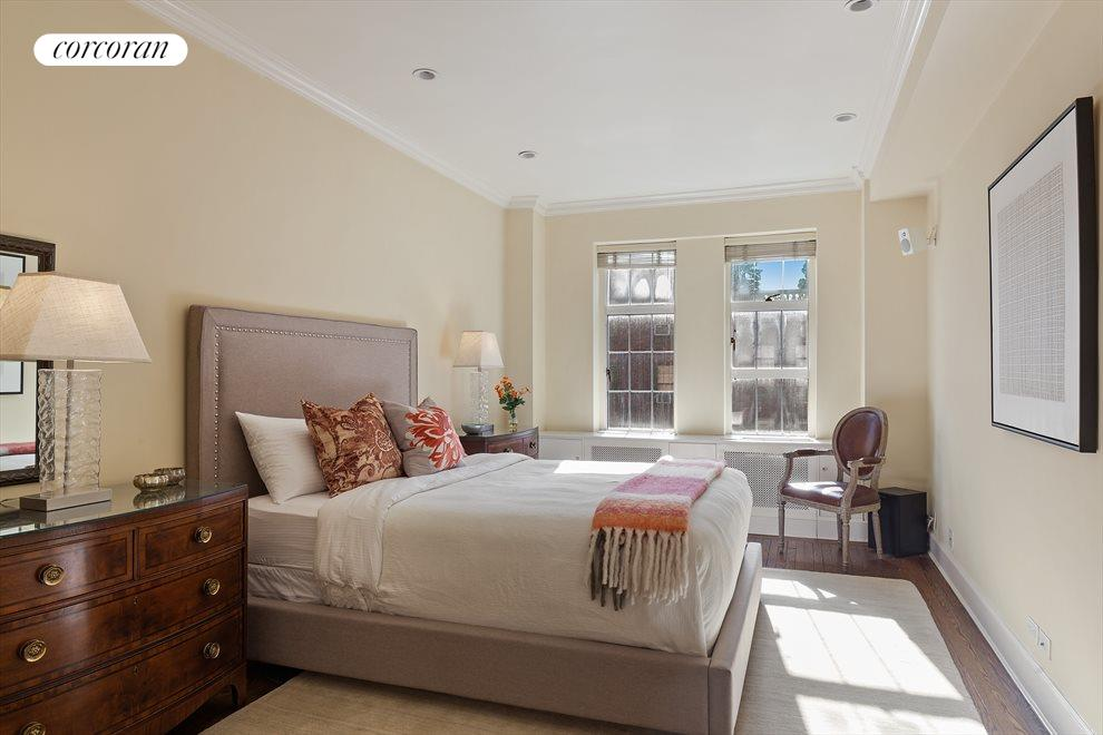 New York City Real Estate | View 470 West 24th Street, #16J | Sun-flooded enormous  bedroom with walk in closet