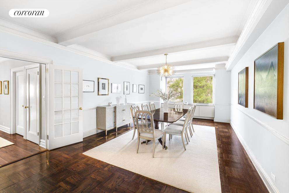 Formal Dining Room with Flexible Options