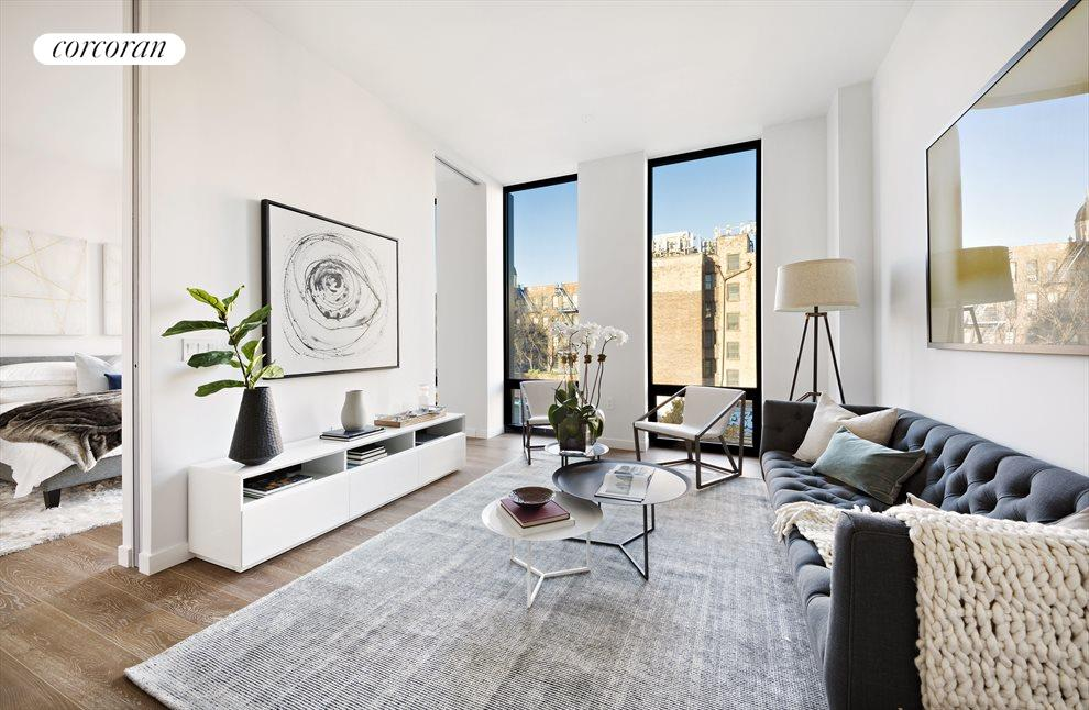 New York City Real Estate | View 287 EAST HOUSTON ST, #4B | 1 Bed, 1 Bath