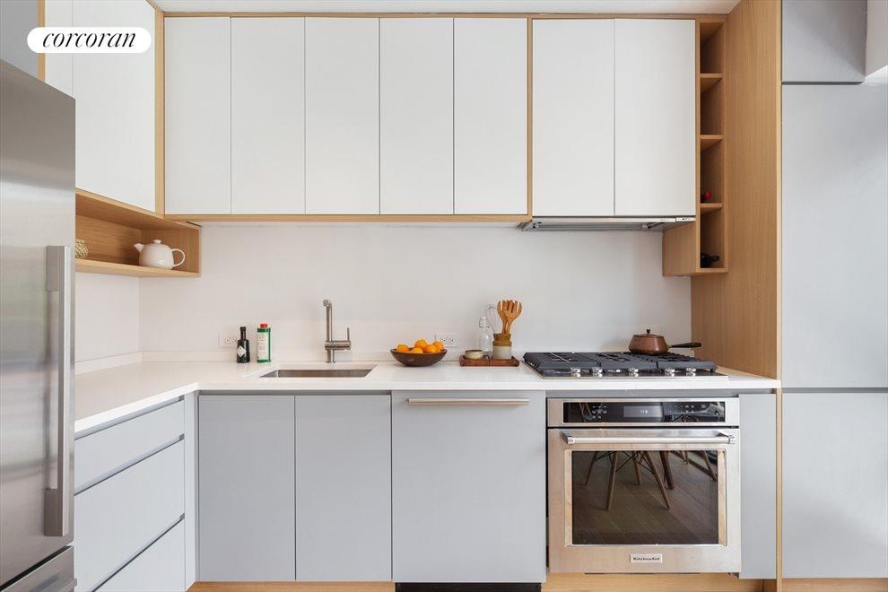 Beautiful custom kitchen