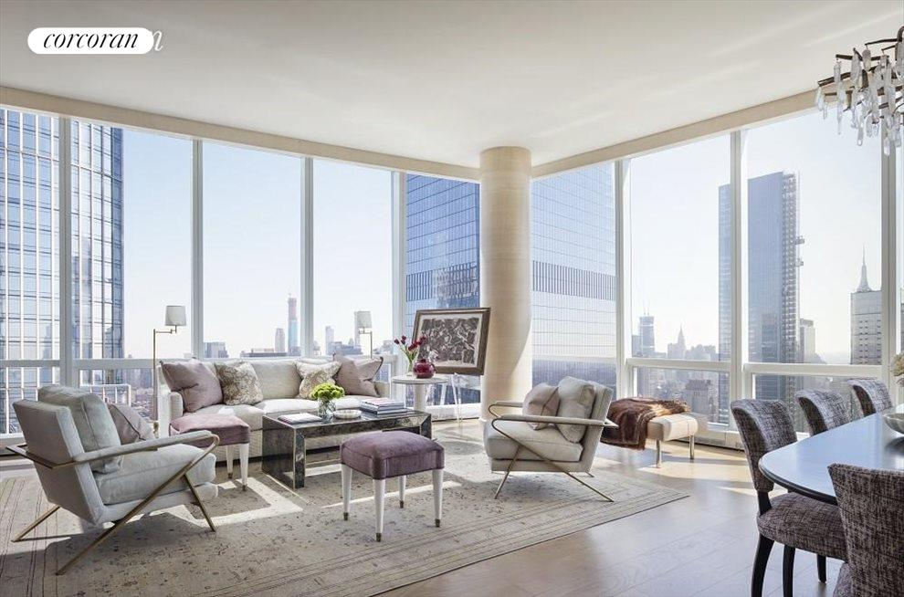 New York City Real Estate | View 15 Hudson Yards, #71E | room 2