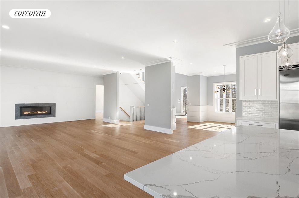 Open Floor-Plan