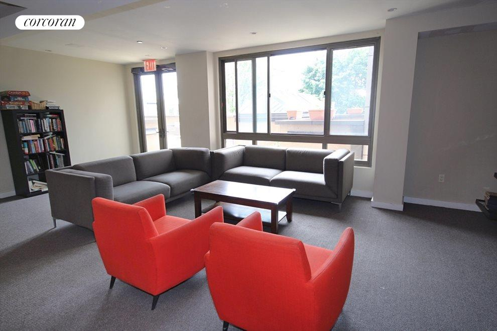 Resident's Lounge, Easy Access from 2F