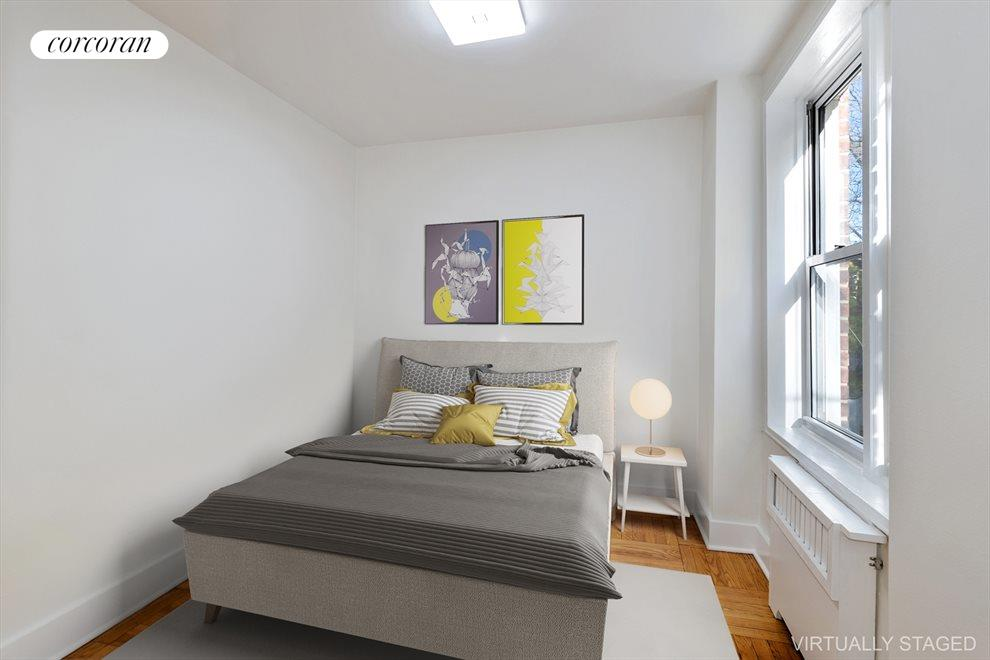 New York City Real Estate | View 745 East 31st Street, #2N | Bedroom