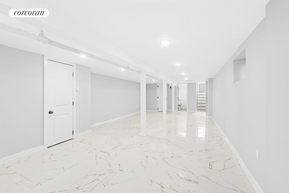 New York City Real Estate | View 69-24 66th Place | Highly usable recreational space!