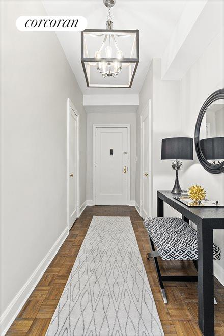 New York City Real Estate | View 1 Fifth Avenue, #3J | Formal Entry Foyer