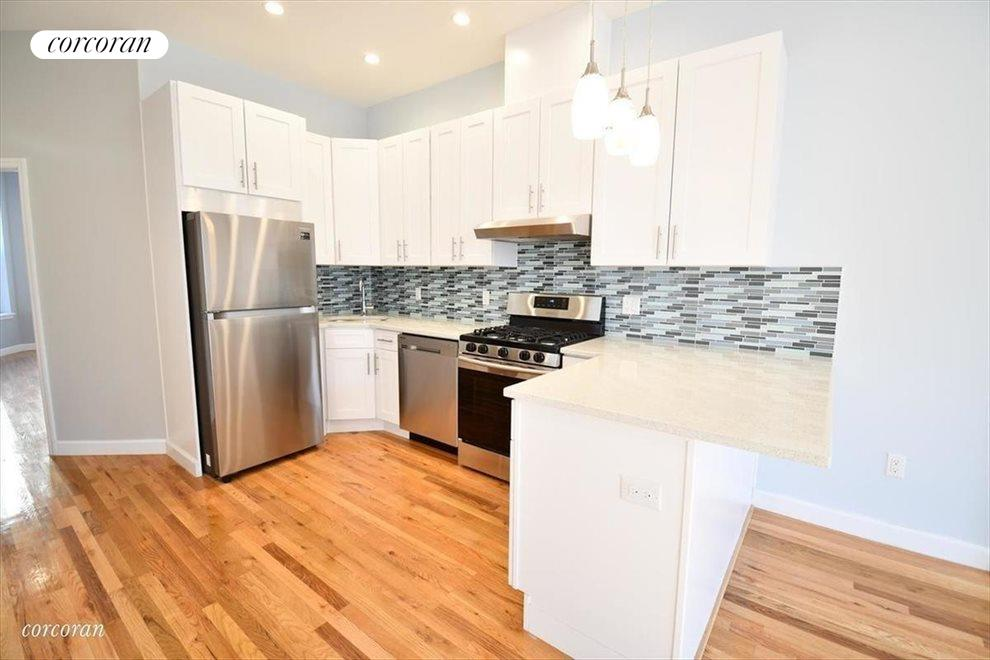 New York City Real Estate | View 457 77th Street, #2 | 2 Beds, 1 Bath