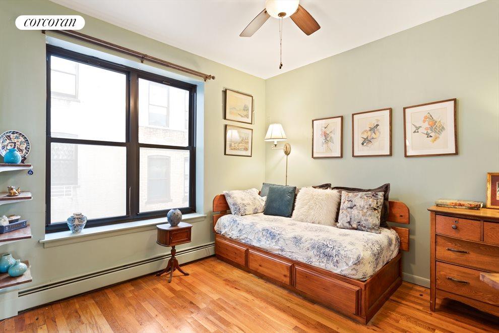 Roomy second bedroom