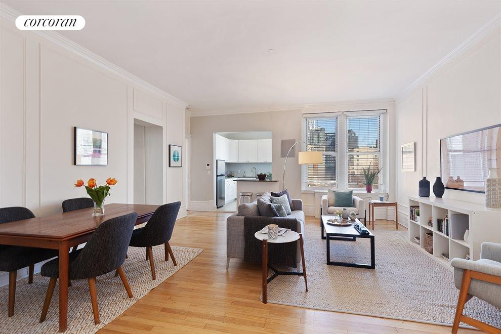 New York City Real Estate | View 38 Livingston Street, #62 | Living Room