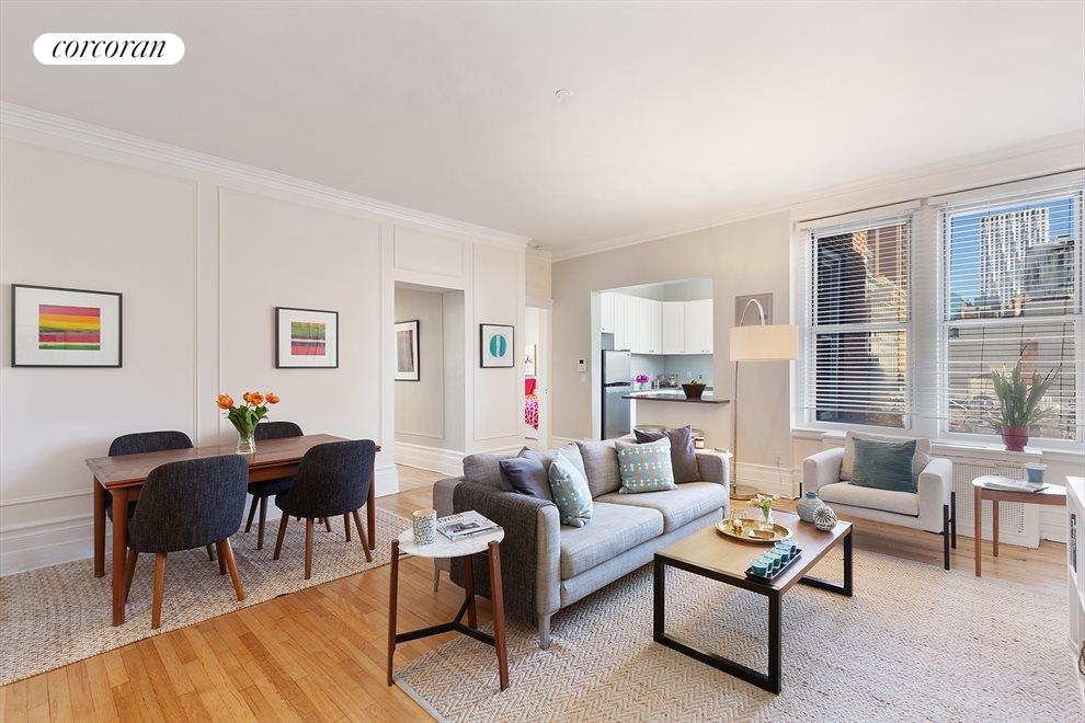 New York City Real Estate | View 38 Livingston Street, #62 | 2 Beds, 1 Bath