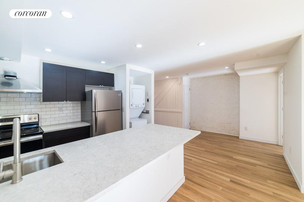 New York City Real Estate | View 1414 Saint Marks Avenue, #1 | 2 Beds, 1 Bath