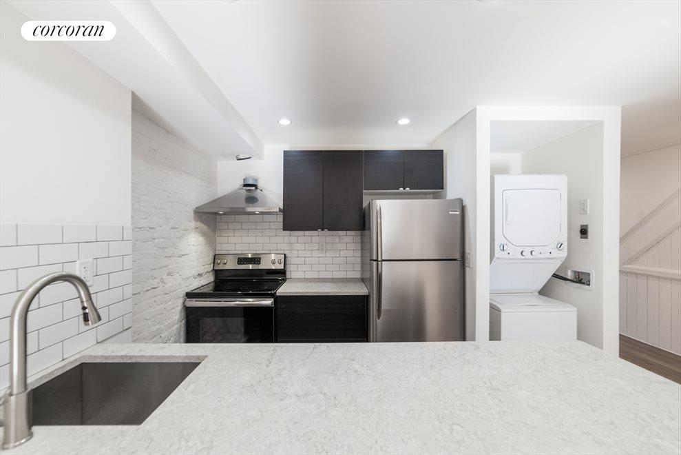 New York City Real Estate | View 1414 Saint Marks Avenue, #1 | Beautiful kitchen