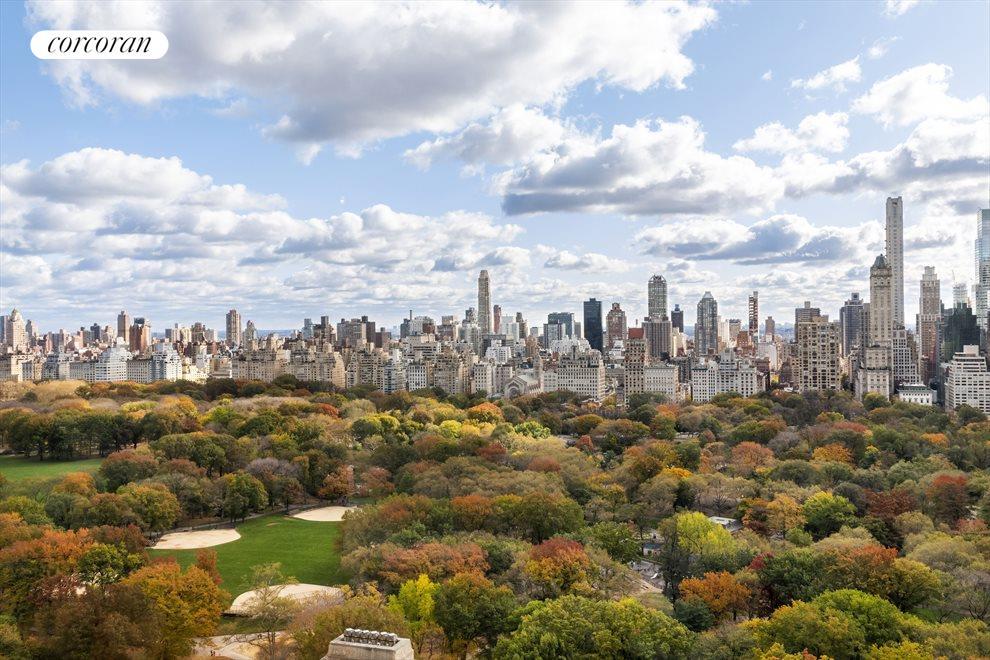 Magnificent Central Park Views
