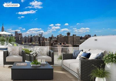 New York City Real Estate | View 520 West 28th Street, #PH39 | 4 Beds, 4 Baths