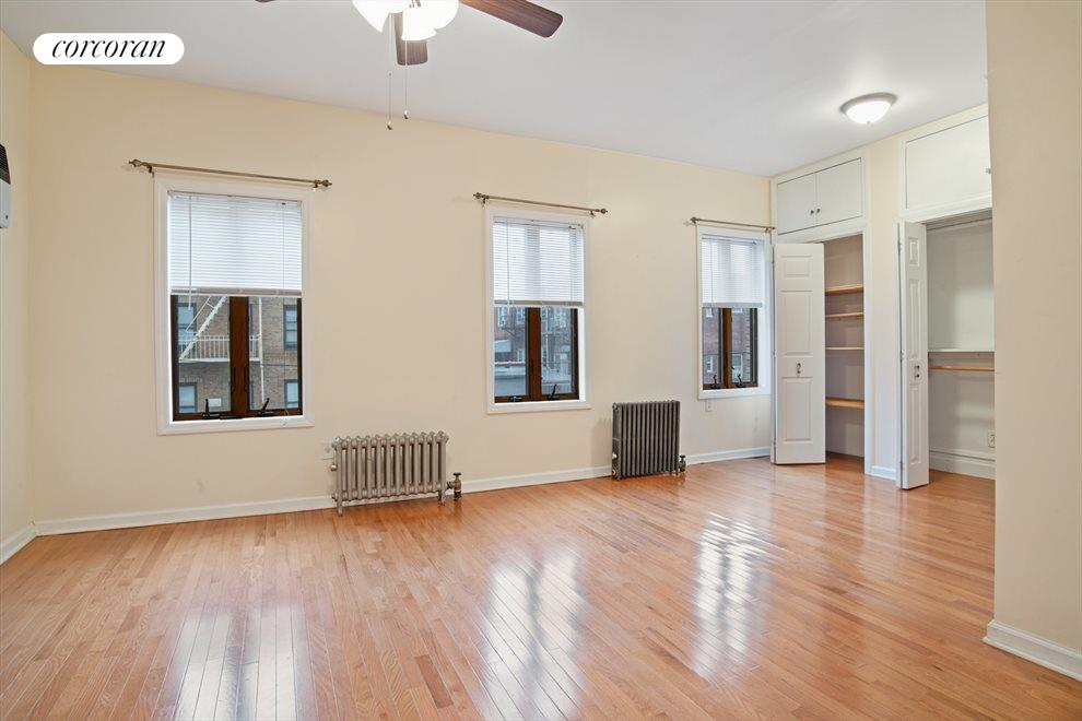 New York City Real Estate | View 613 40th Street, #2 | 3 Beds, 1 Bath