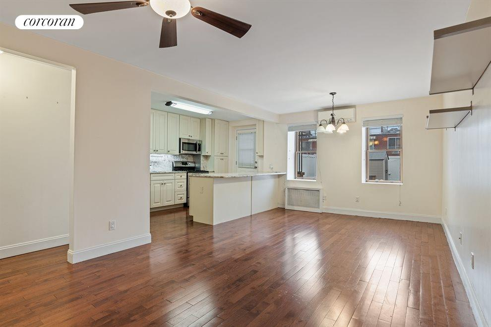 New York City Real Estate | View 613 40th Street, #1 | Kitchen / Dining Room