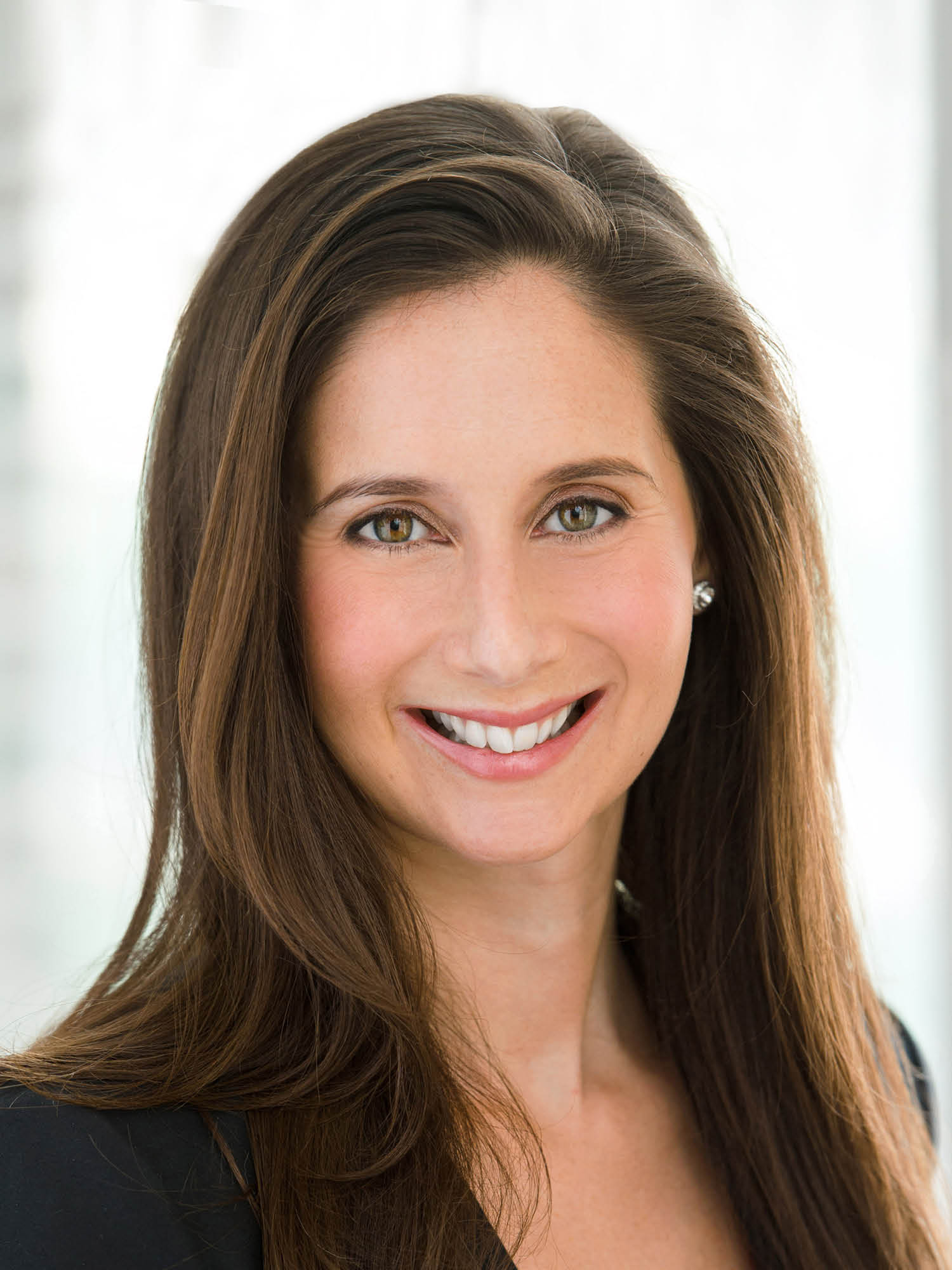 Caroline Bass, a top realtor in New York City for Corcoran, a real estate firm in West Side.