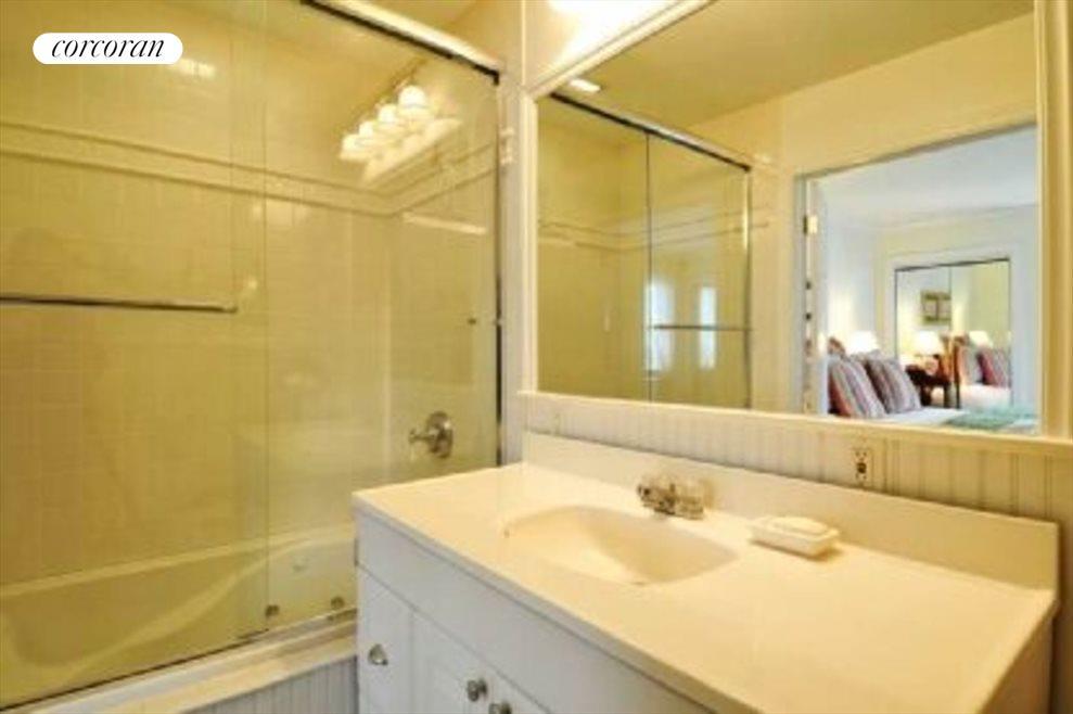 One of 3 baths