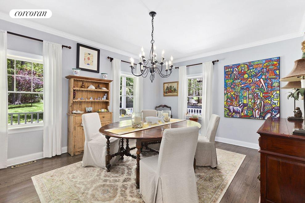 Dining Room with Space for All