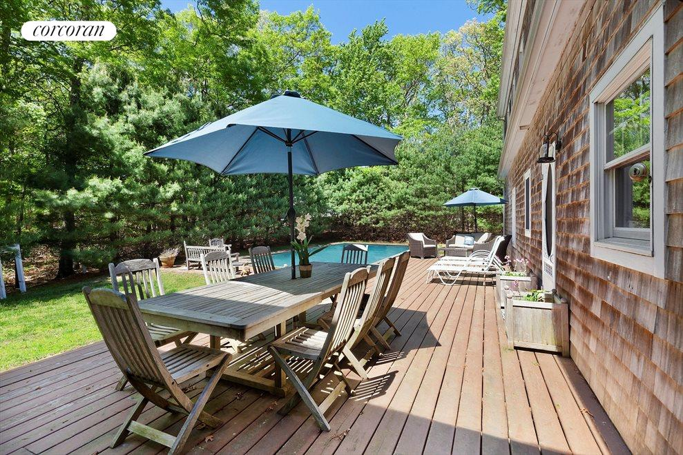 Backyard with Pool - Great for Entertaining