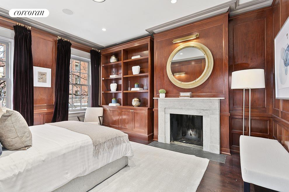 New York City Real Estate | View 157 West 12th Street | Bedroom