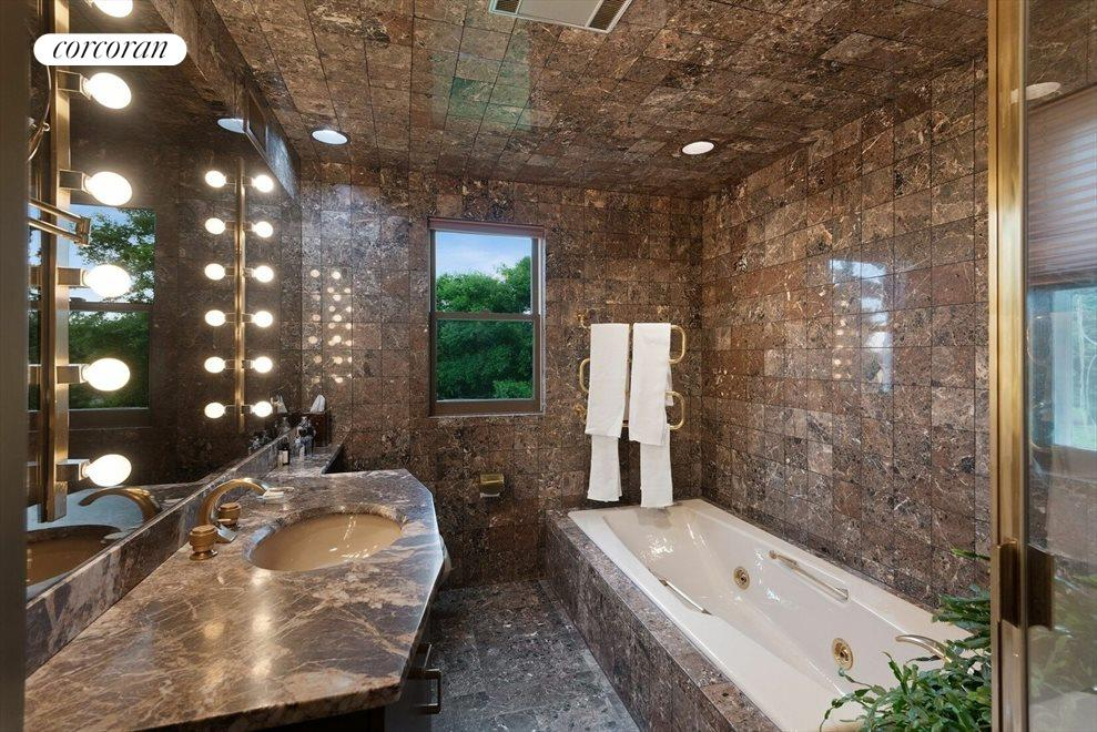 Spa-Style Master Bathroom