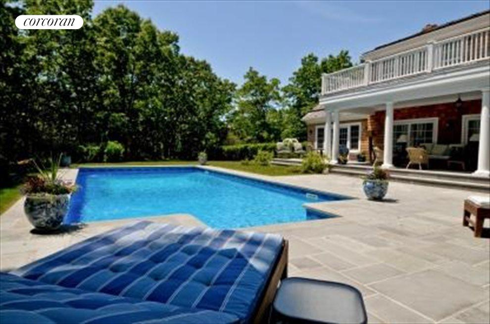 Heated Solar Pool