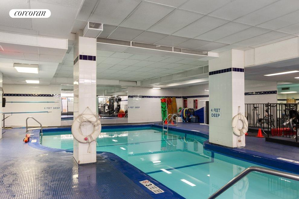 New York City Real Estate | View 333 East 66th Street, #11B | Pool and Gym