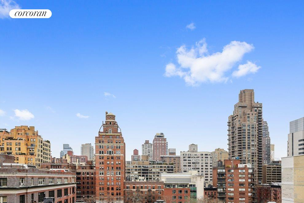 New York City Real Estate | View 333 East 66th Street, #11B | North West View from Living Room Window