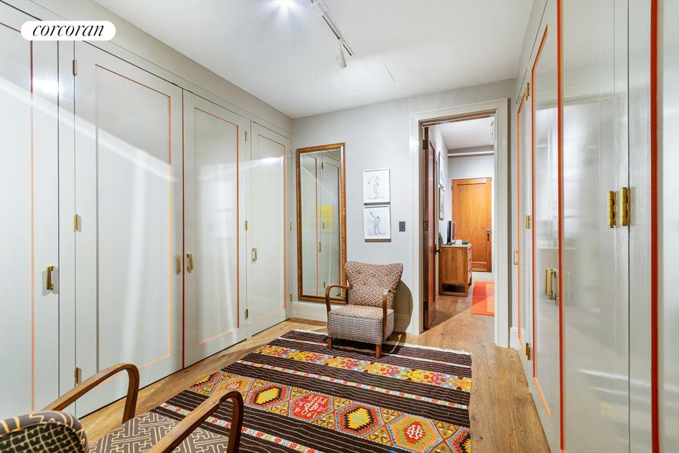 New York City Real Estate | View 142 West 26th Street, #9 FL | Master Closet