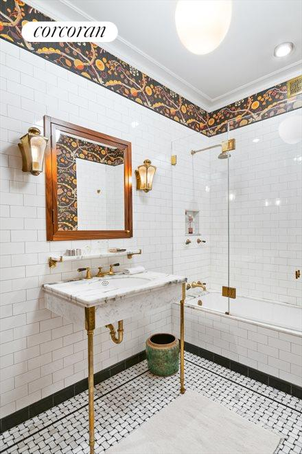 New York City Real Estate | View 142 West 26th Street, #9 FL | 3rd bathroom