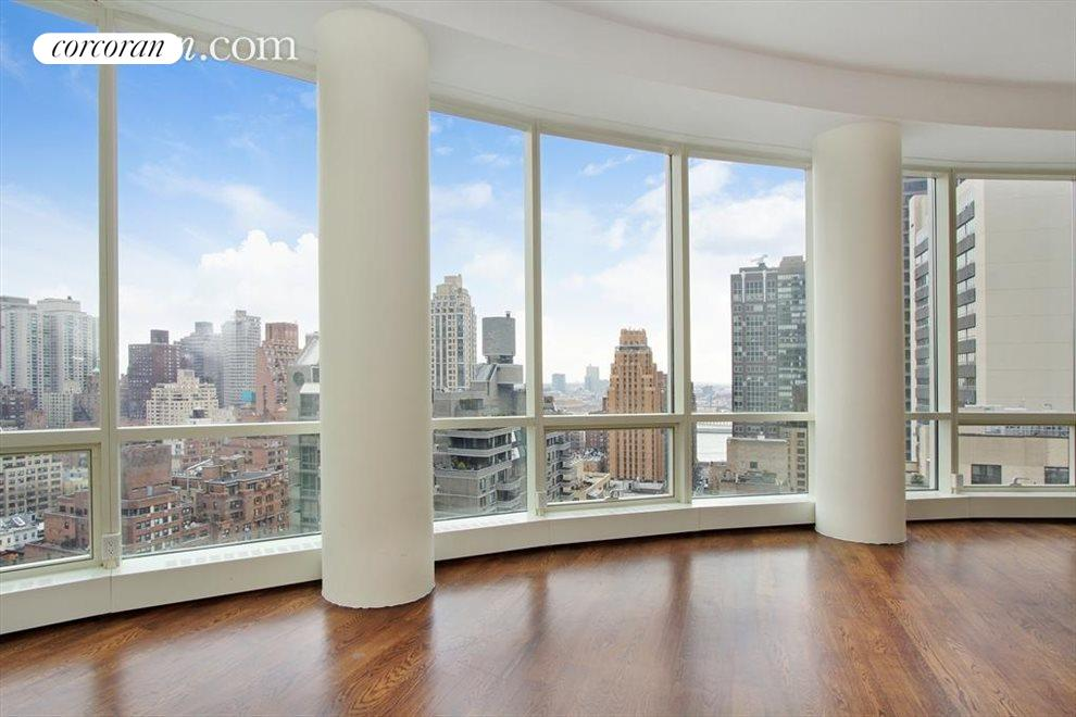 New York City Real Estate | View 250 East 49th Street, #18CD | 3 Beds, 3 Baths