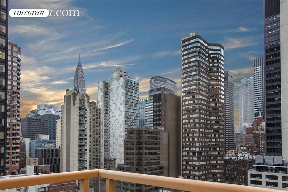 New York City Real Estate | View 250 East 49th Street, #18CD | room 1