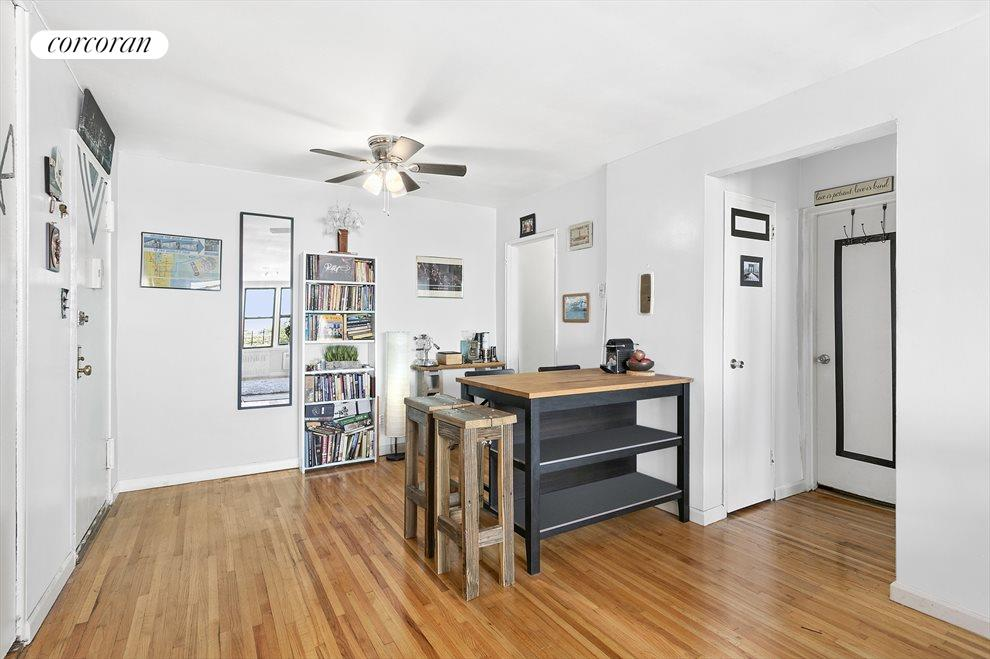 New York City Real Estate | View 745 East 31st Street, #7E | Living/Dining Area