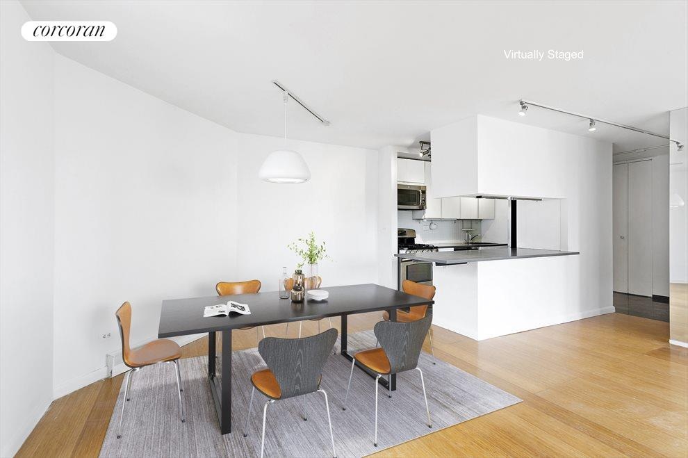 New York City Real Estate | View 1641 Third Avenue, #29H | Dining Room 4103final