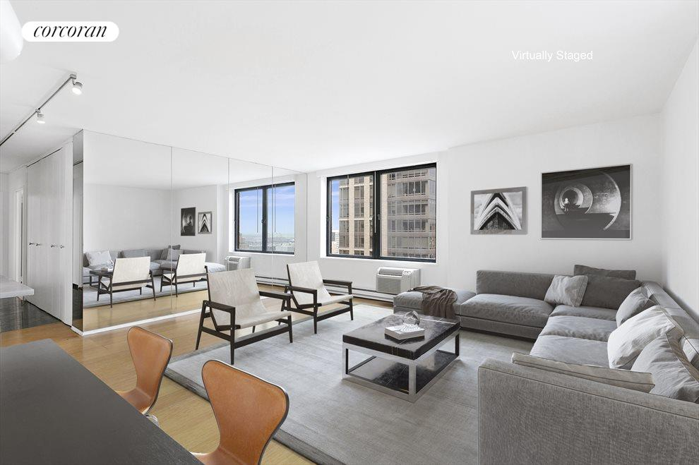 New York City Real Estate | View 1641 Third Avenue, #29H | 2 Beds, 2 Baths
