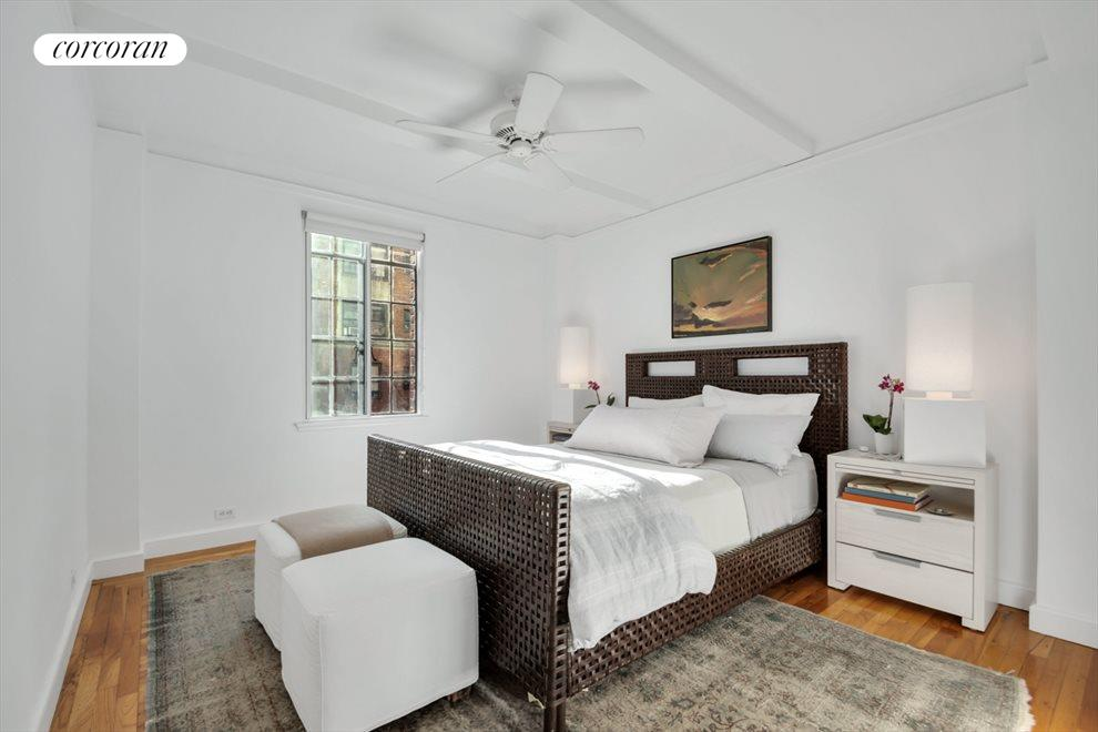 New York City Real Estate | View 333 East 43rd Street, #801 | Master Bedroom