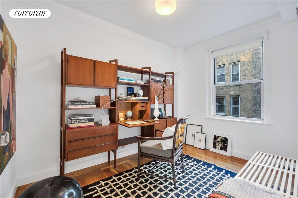 New York City Real Estate | View 333 East 43rd Street, #801 | Office, Bedroom, Library